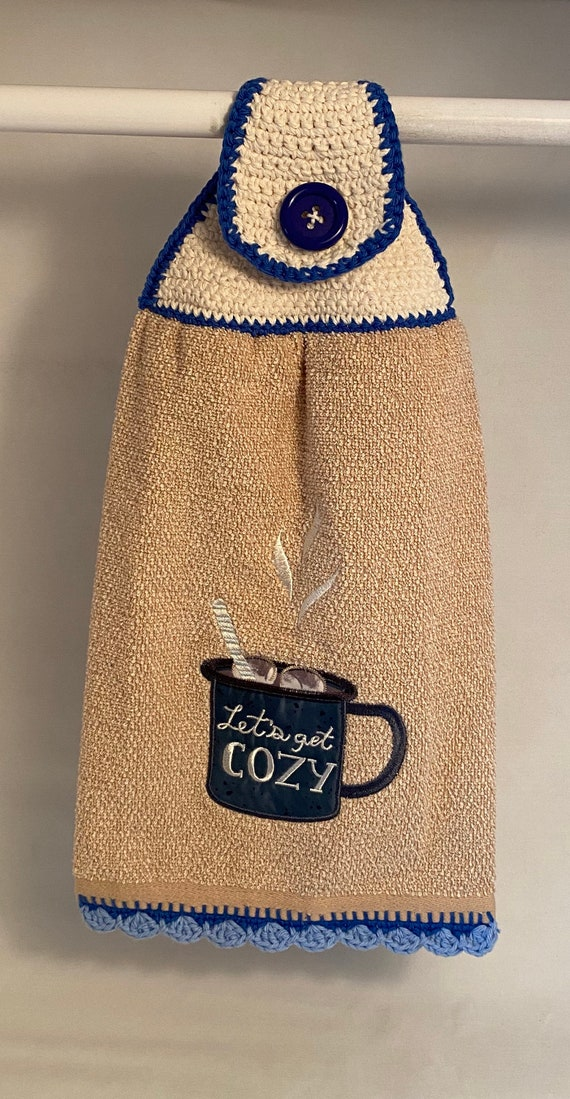 Holiday Cozy Kitchen Towel