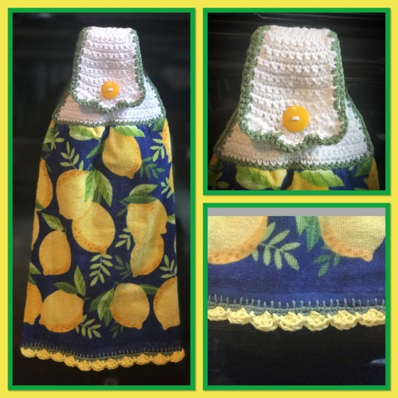Lemon Kitchen Towel Set