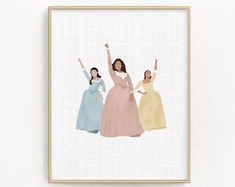 Alexander Hamilton Framed Wall Art \u2022 Musical Theatre Wall Art \u2022 Broadway Gifts \u2022 Theatre Lover Gift \u2022 Musical Theatre Wall Art \u2022 Hamilton