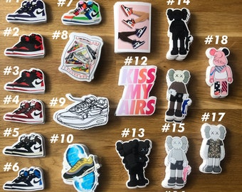 Sneaker related stickers 2