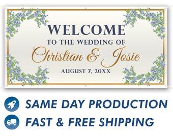 Wedding / Anniv. Signs