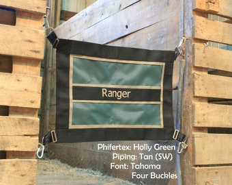 Custom Stall Guards and Aisle Guards (Barn, Horse, Dog)