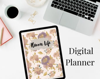 Undated Digital Planner