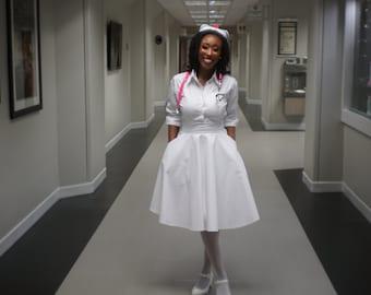 Abigail Israel By Scrub Dress Nurses Uniform