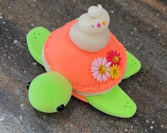 Marshmallow Soft Macaron Turtles