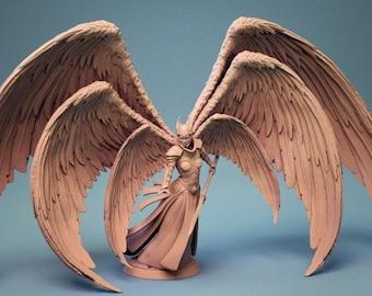 D&D Miniature - Seraphin Angel