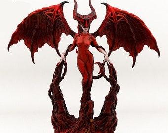 D&D Miniature - Demon Queen