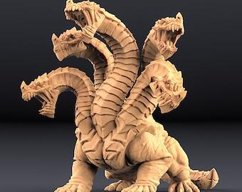 D&D Miniature - Hydra