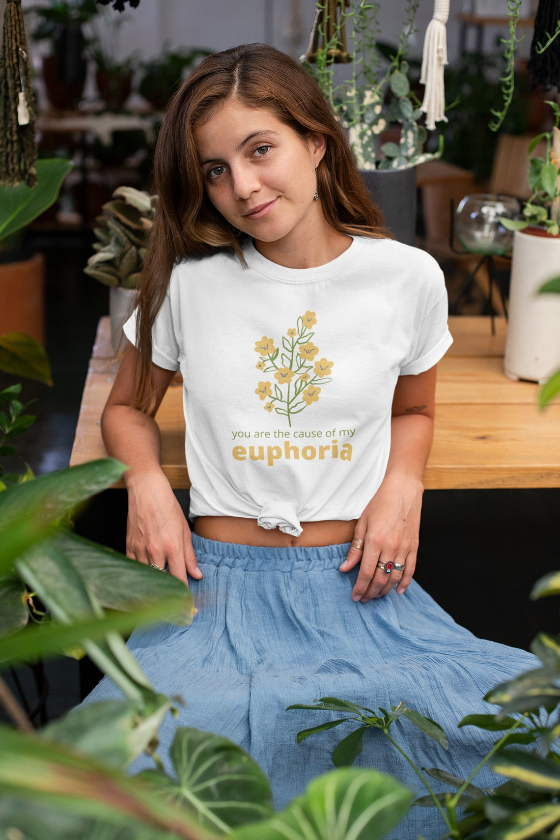 BTS Jungkook Euphoria T-Shirt  BTS Adult Unisex Shirt  BTS image 0