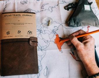 Atlas Travel Journal