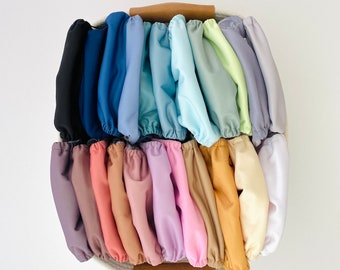 Solid Color Pocket Cloth Diapers