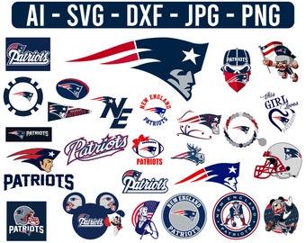Patriots Logo Etsy