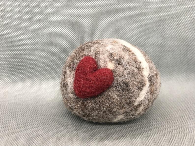 Felt Forever Pebbles Valentine Pebbles Love Rocks