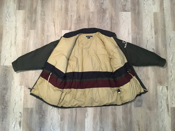 Vintage Nautica Goose Coat