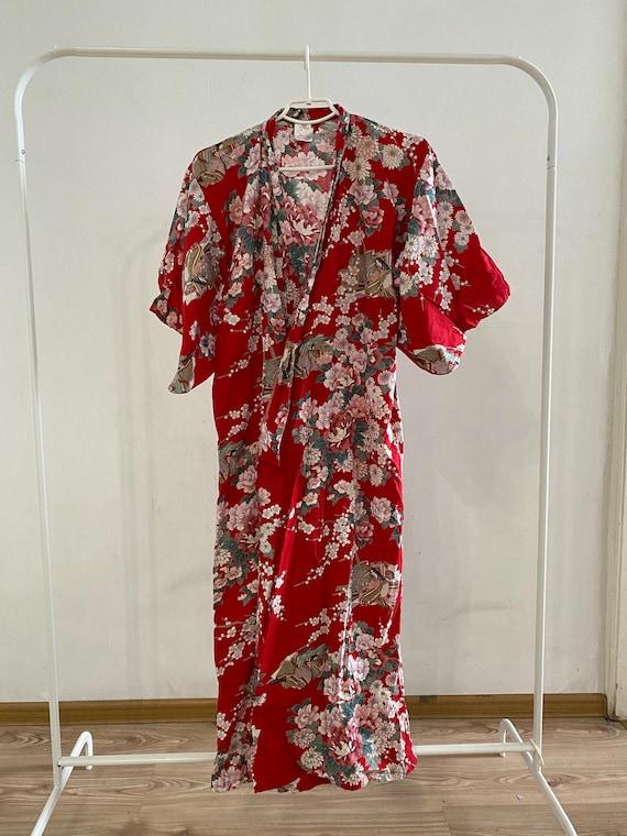 Kimono / Japanese Kimono / Kimono Robe / Kimono Dr