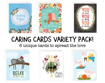 Caring Cards Variety Pack