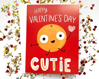 Cutie Valentine Card