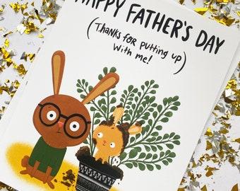 Happy Father's Day Bunnies