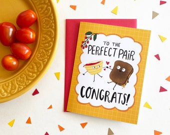 Grilled Cheese and Tomato Soup Card