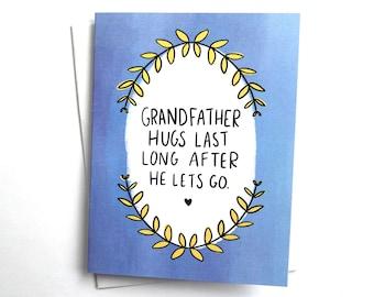 Loss of Grandfather