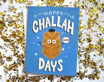 Hanukkah cards, Hannukah Card, Hannukah Cards, Hanukkah Gifts, Funny Hanukkah Gift, Shalom, Challah Bread, Funny Hanukkah Card