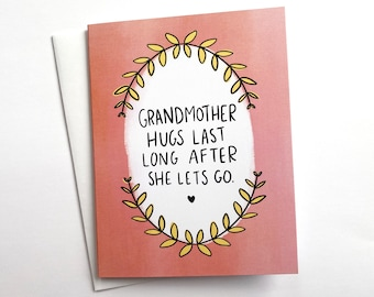 Loss of Grandmother
