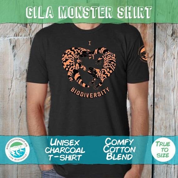 Gila Monster Love Shirt