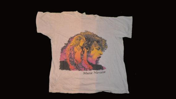 Vintage Robert Plant Manic Nirvana
