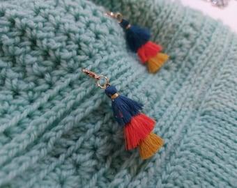 Tassle Stitch Markers