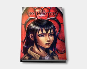 999 Doors - Action/Psychology comics complete in 134 pages - language EN