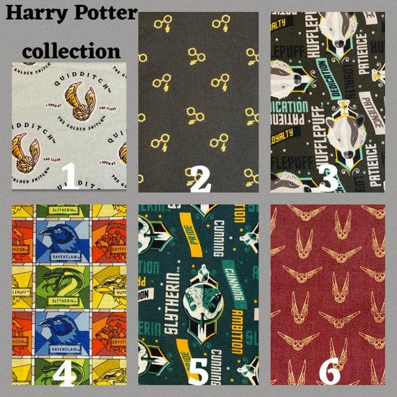 Harry Potter themed face mask