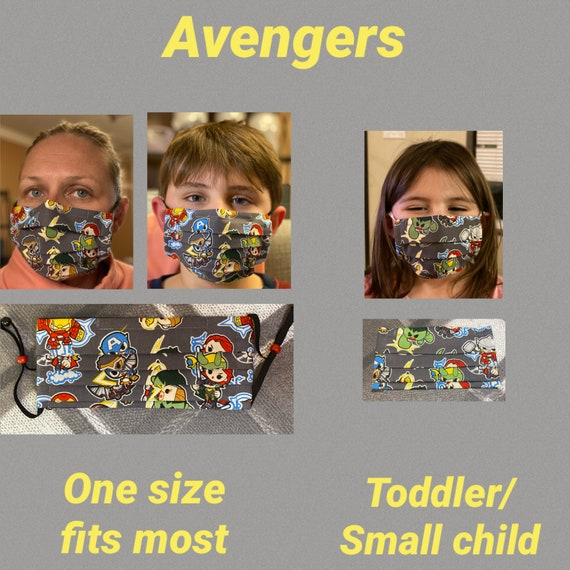 Disney Face Masks