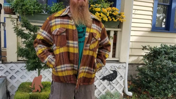 Vintage Wool McGregor Men's Coat