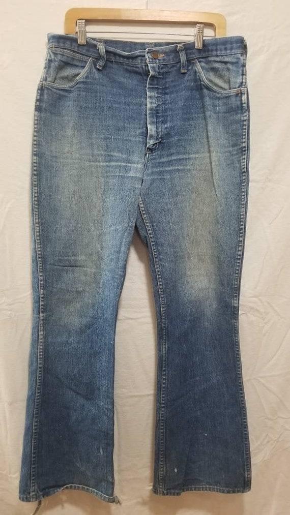 1970's Wrangler Jeans