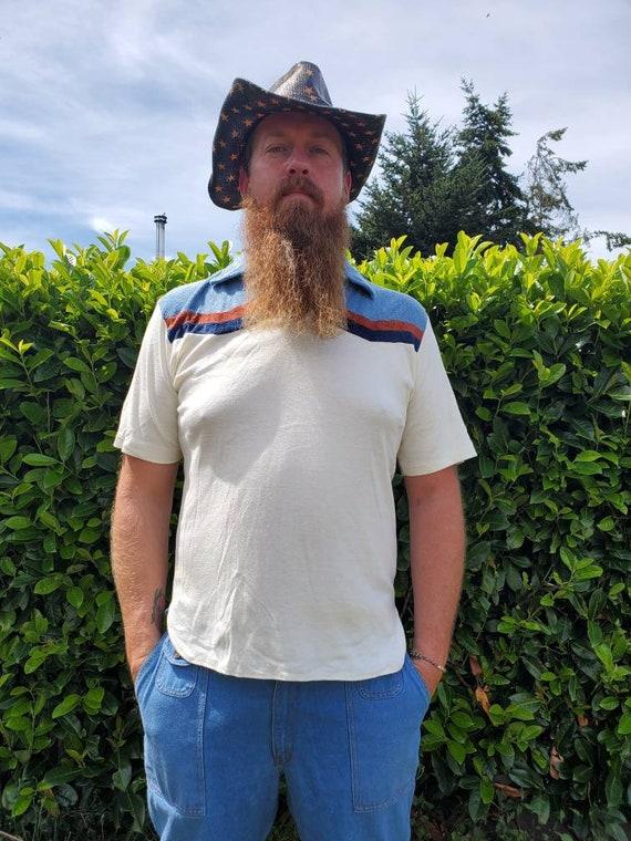 Terrycloth Men's shirt