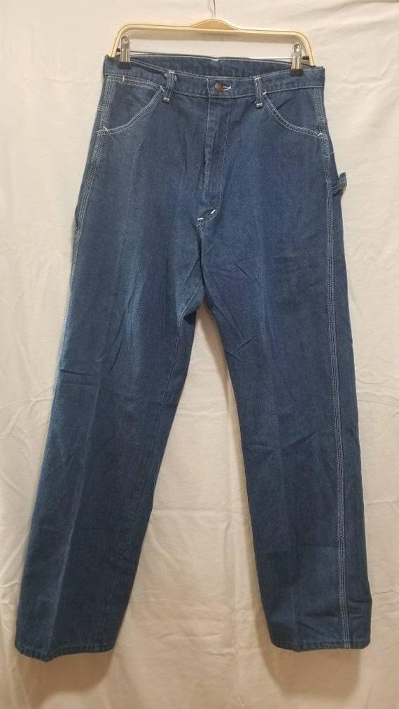 Dee Cee 1970's Carpenter Jeans