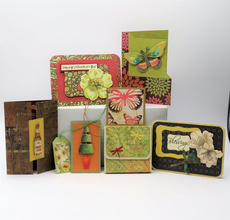 Care Package for Her Spring Holidays 1 Paper Art Care Package