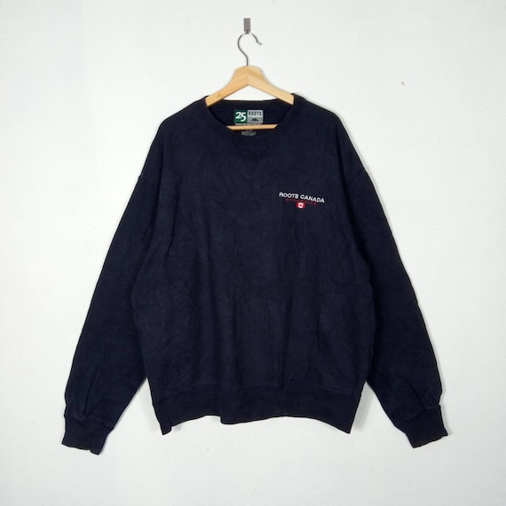 Vintage roots canada  athletic sweatshirts
