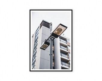 Tilburg street - Print