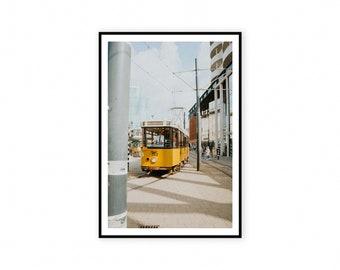 Tram - Print