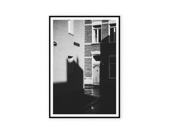 Black Tilburg - Print