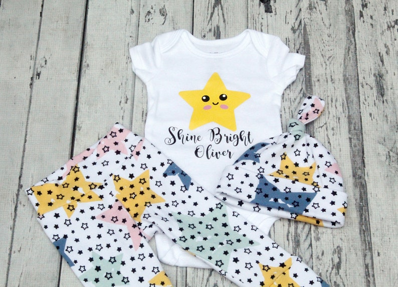 Baby boy coming home outfit Newborn coming home outfit Baby boy outfit Newborn outfit Baby shower gift Baby boy clothes Baby outfit