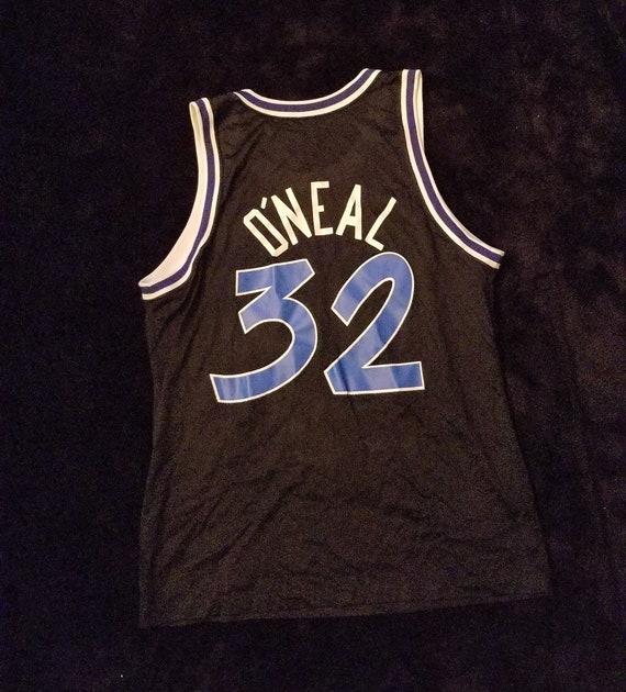 Vintage Orlando Shaquille O'neal #32 Champion NBA