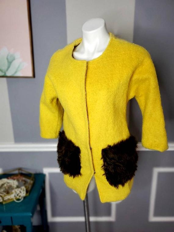 Vintage 1960/1970s,Pendleton Coat, Pea Coat Women,