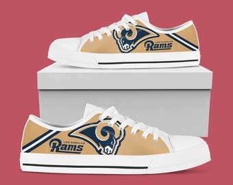 Rams shoes   Etsy