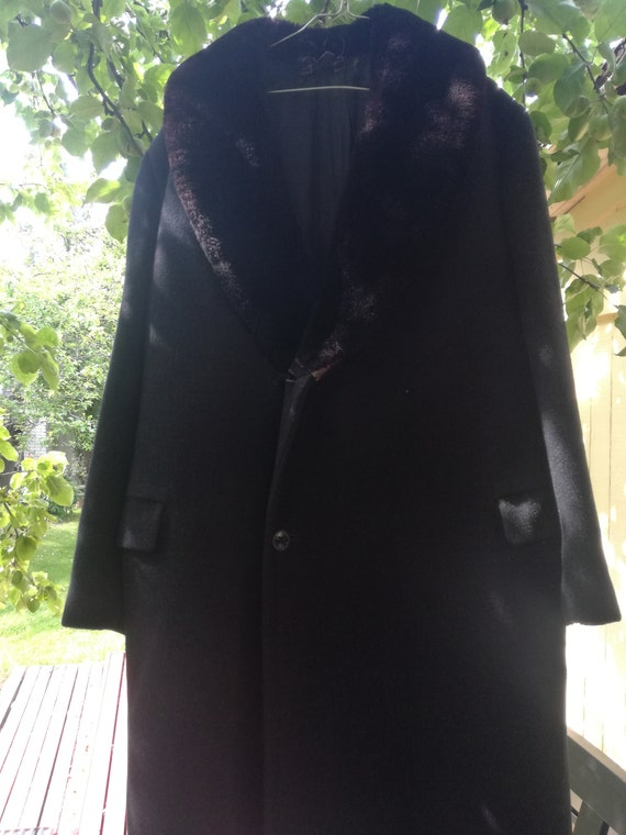 1970's Overcoat/Greatcoat
