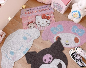 Cute Doormat, Kawaii Bath Mat, Closing Gift
