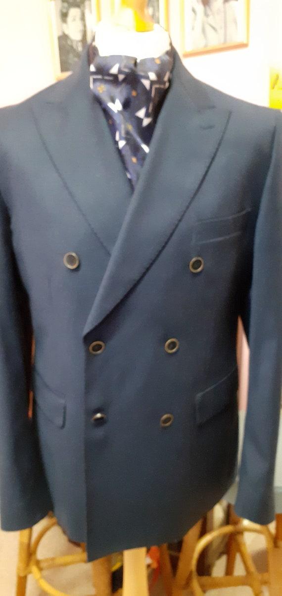 1960's  Men's Norman Hartnell Suit