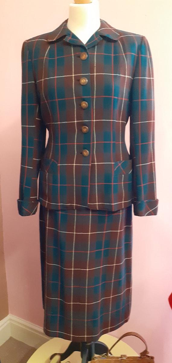 1940s Vintage Suit