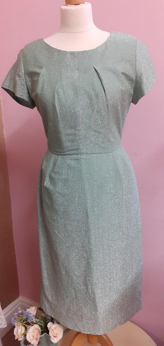 1960's Lurex Dress